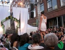 Outdoor Fashion Prop
