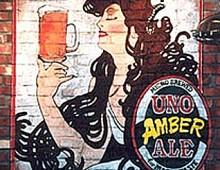 Uno Pizzeria murals